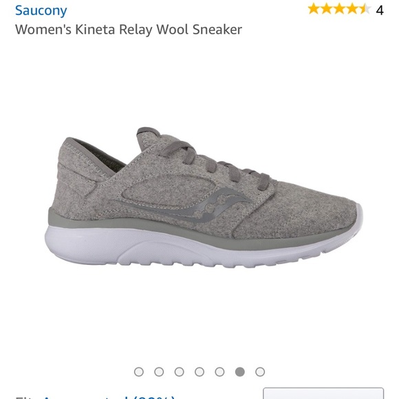 Saucony Grey Sneakers ?????? ??